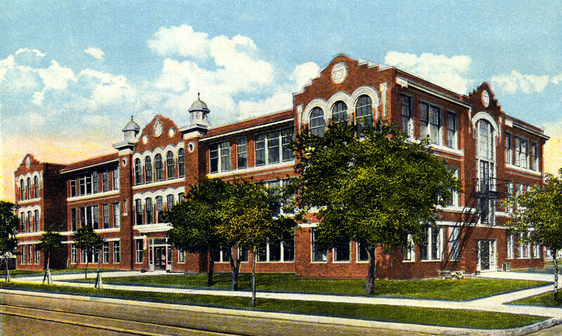 Woodrow Wilson Junior High School