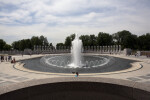 World War Two Memorial Fountain