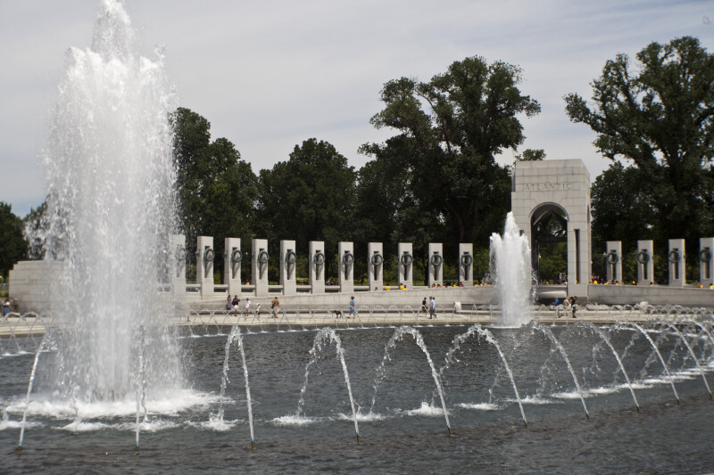 World War Two Memorial Memorial