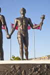 Young Male Representation on the Kusadasi Peace Monument of Atatürk and Youth