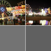 General Views of Amusement Parks