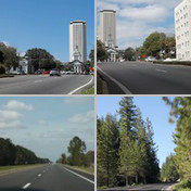 Streets, Roads, and Highways