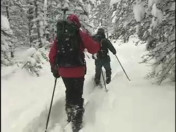 Backcountry Camping Video - Winter
