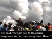 Lava Flows: Hotspots to Volcanoes