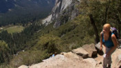 Strenuous Yosemite Valley Day Hikes