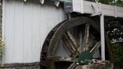 An Overshot Waterwheel