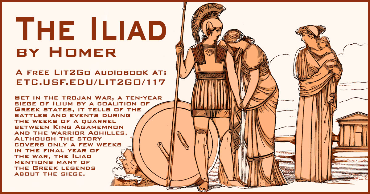 Book 1: The Contention of Achilles and Agamemnon | The Iliad