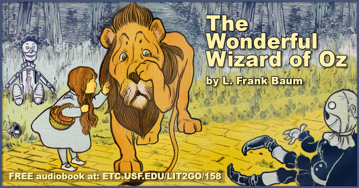 chapter 1 the cyclone the wonderful wizard of oz l frank