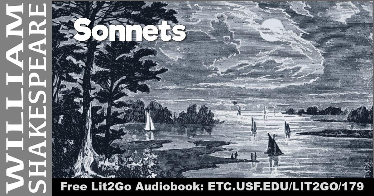 The Sonnets | William Shakespeare | Lit2Go ETC