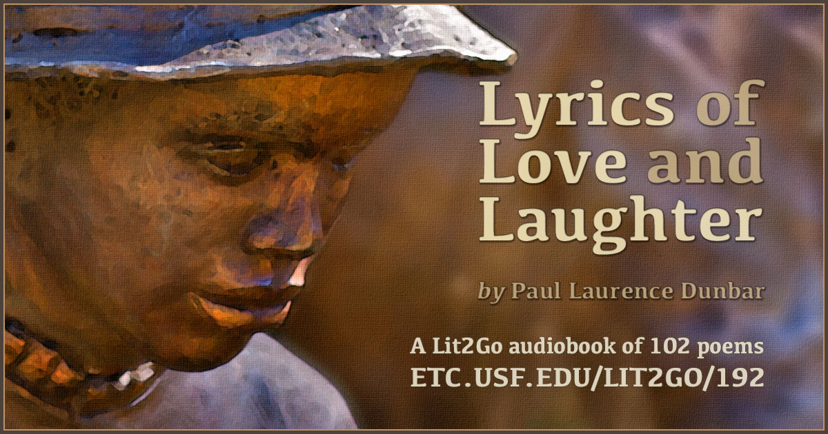 Lyric i bless the rains down in africa lyrics : Lyrics of Love and Laughter | Paul Laurence Dunbar | Lit2Go ETC
