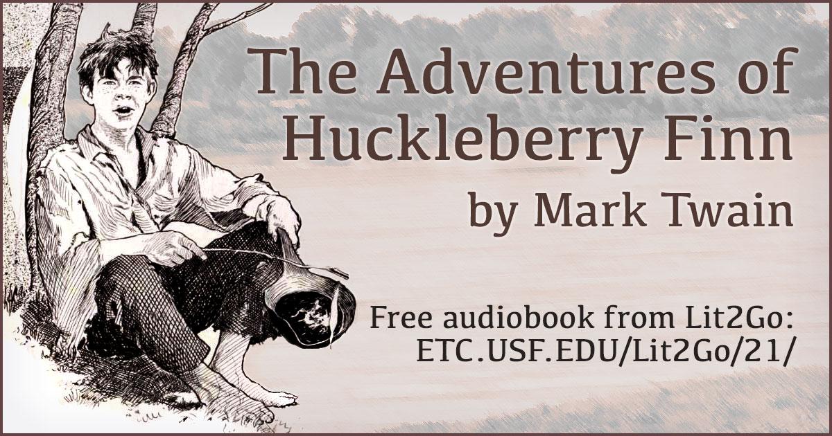 Chapter 6 The Adventures Of Huckleberry Finn Mark Twain