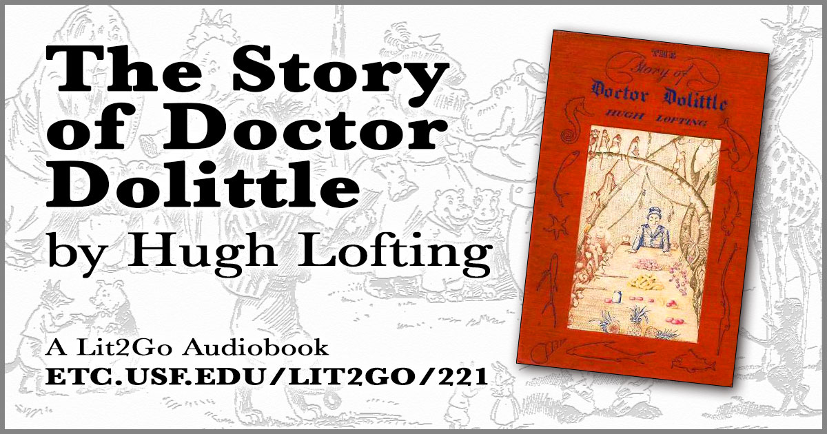Chapter 2: Animal Language | The Story of Doctor Dolittle | Hugh