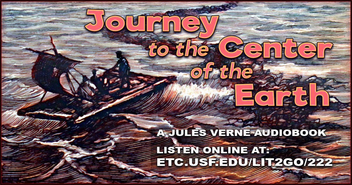 The Journey to the Center of the Earth | Jules Verne ...