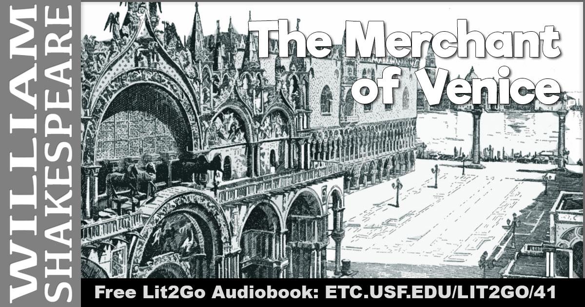 Merchant of Venice: Act 4, Scene 1 | The Merchant of Venice