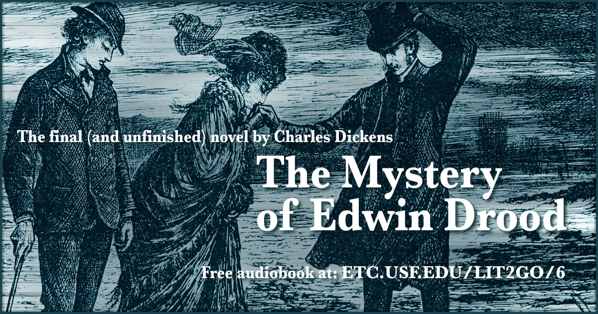 The Mystery of Edwin Drood   Charles Dickens   Lit2Go ETC