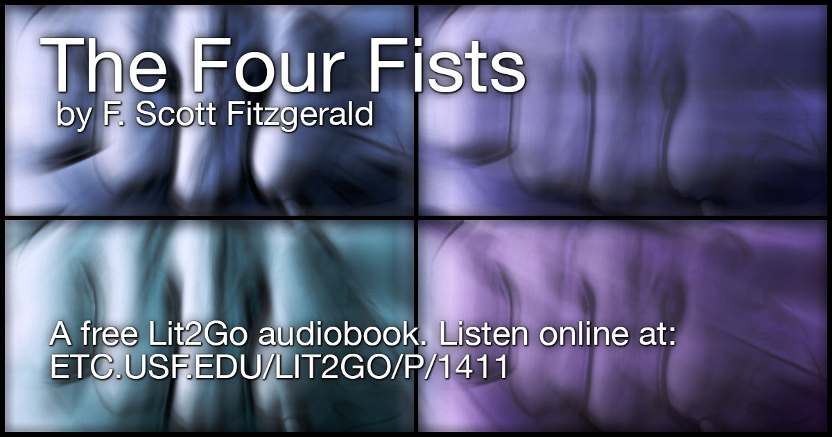 The Four Fists Flappers And Philosophers F Scott Fitzgerald