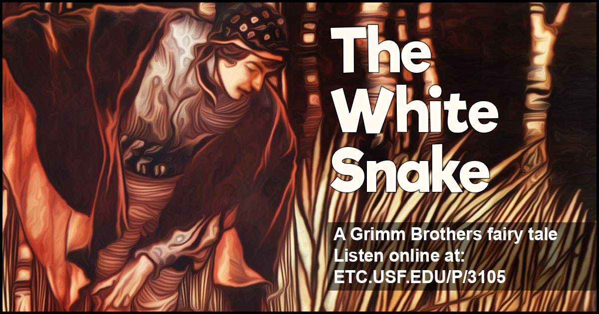 The White Snake | Grimm's Fairy Tales | Grimm Brothers