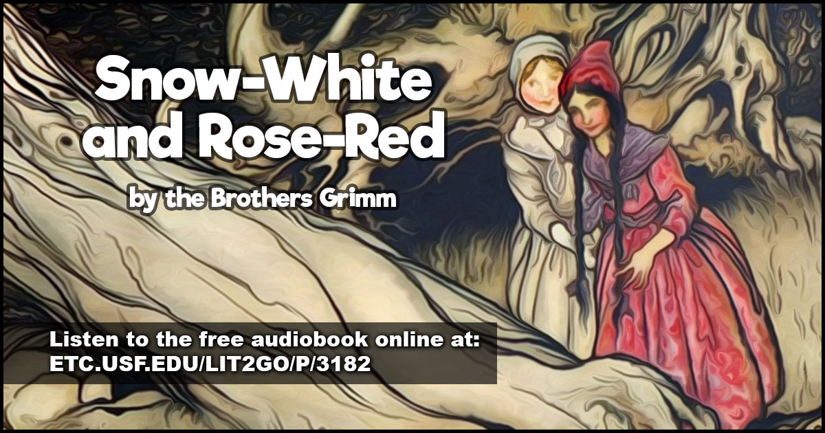 snow white and rose red story summary