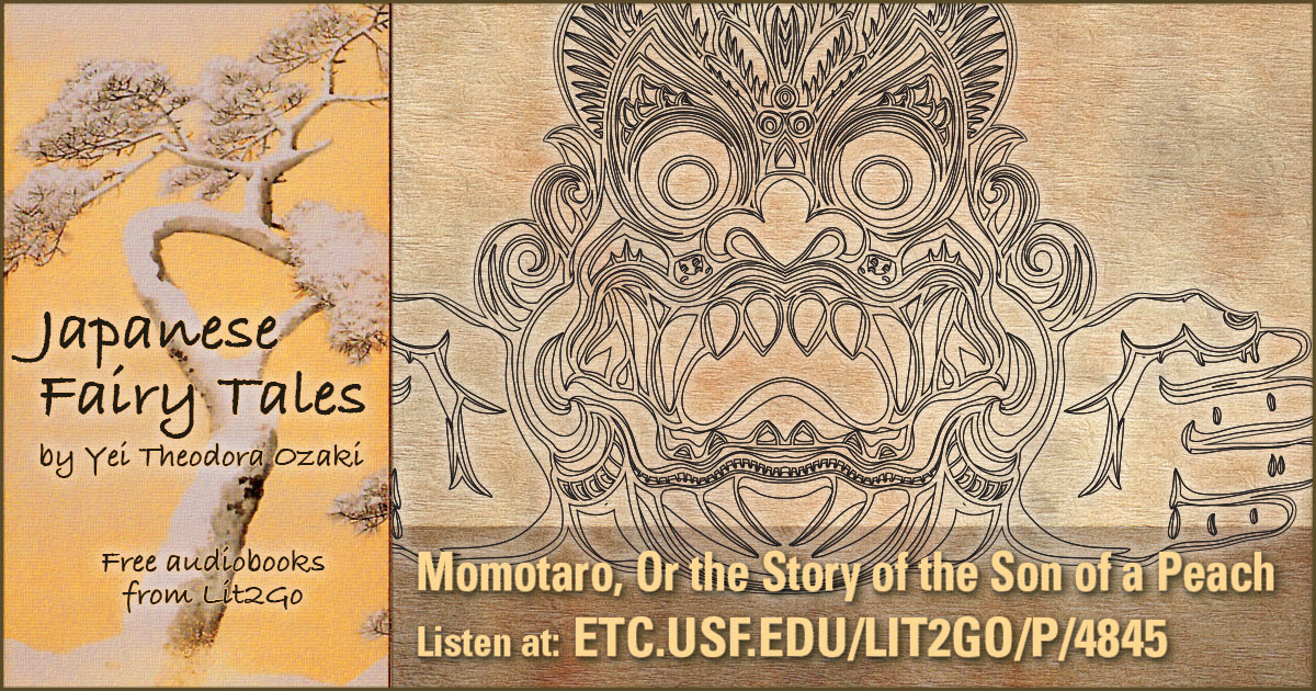 Momotaro Or The Story Of Son A Peach