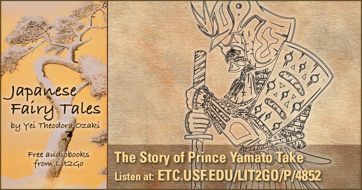 The Story of Prince Yamato Take | Japanese Fairy Tales | Yei