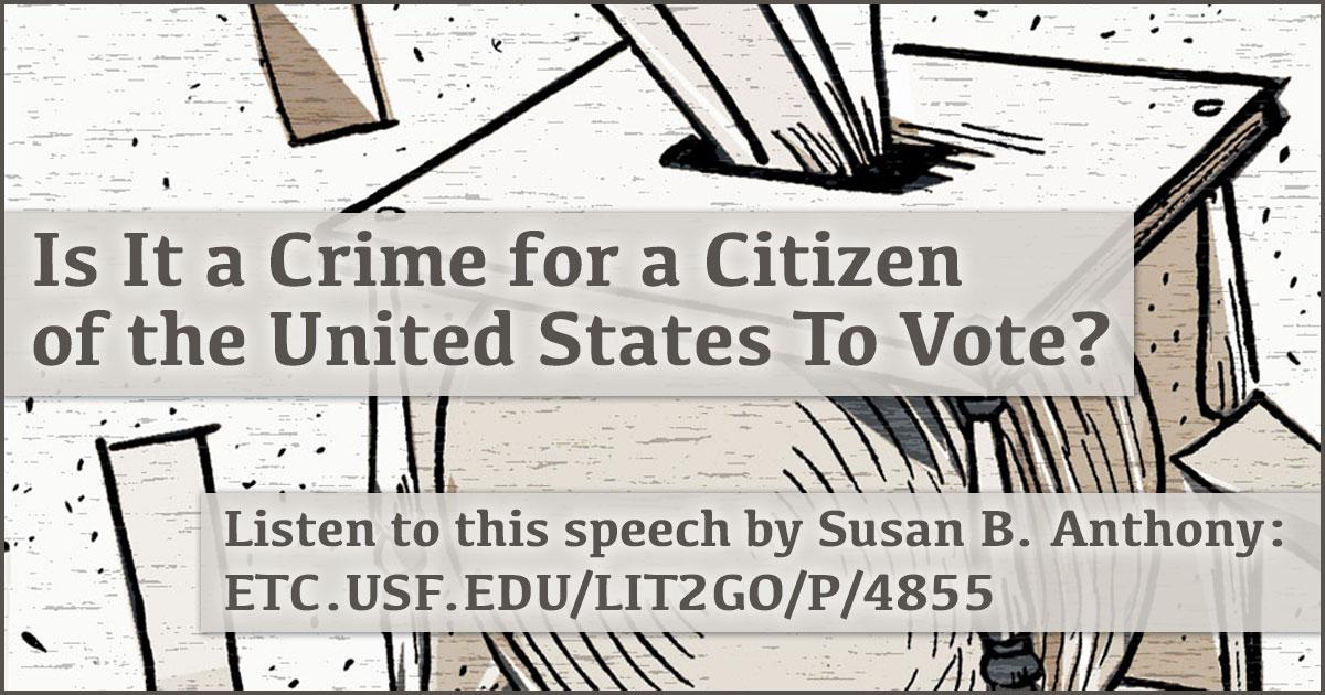 speech on voting importance