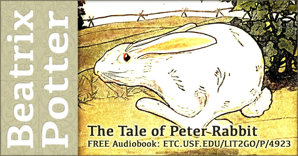 """The Tale of Peter Rabbit"""" 