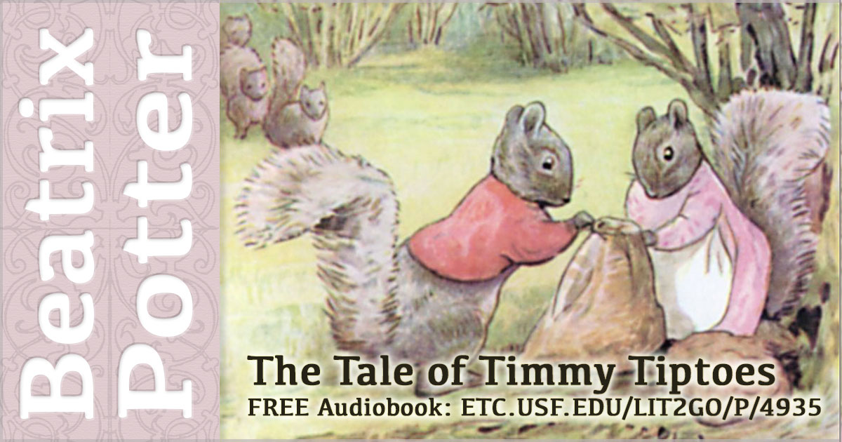 The Tale Of Timmy Tiptoes Peter Rabbit And Other Stories
