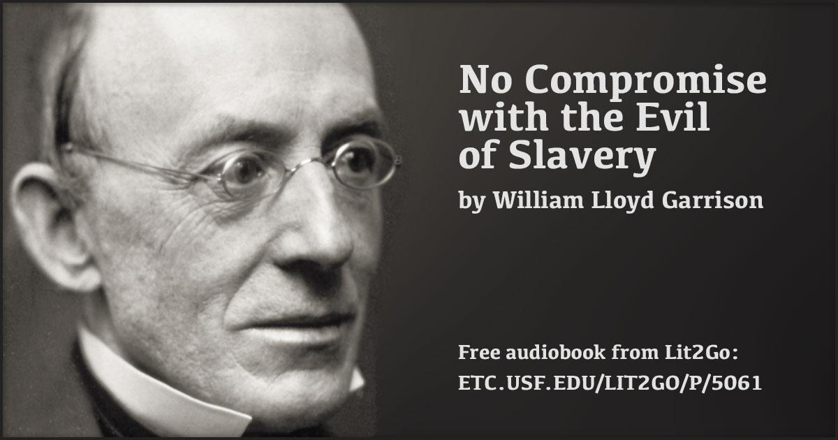 am besten einkaufen kaufen Release-Info zu No Compromise with the Evil of Slavery
