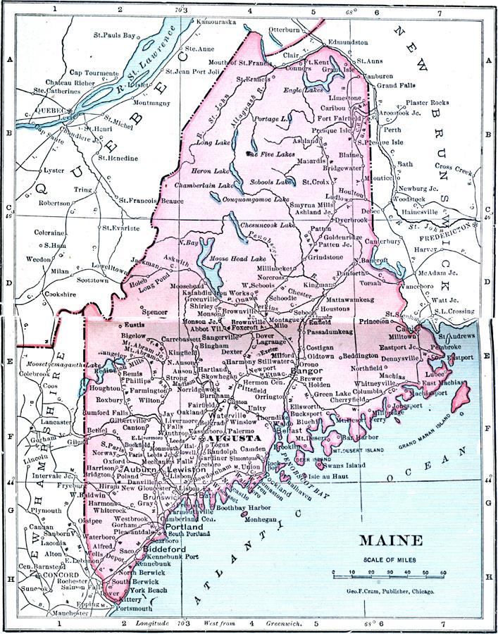 Etc united states maine maine 1906 site map maine 1906