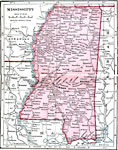 Maps Of United States  Mississippi
