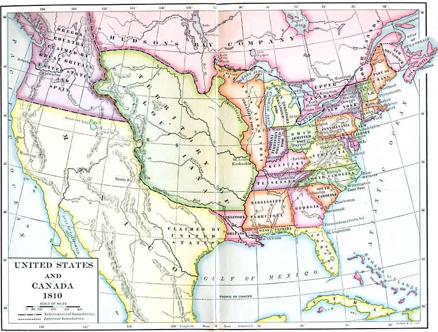 2331jpg – Map United States and Mexico