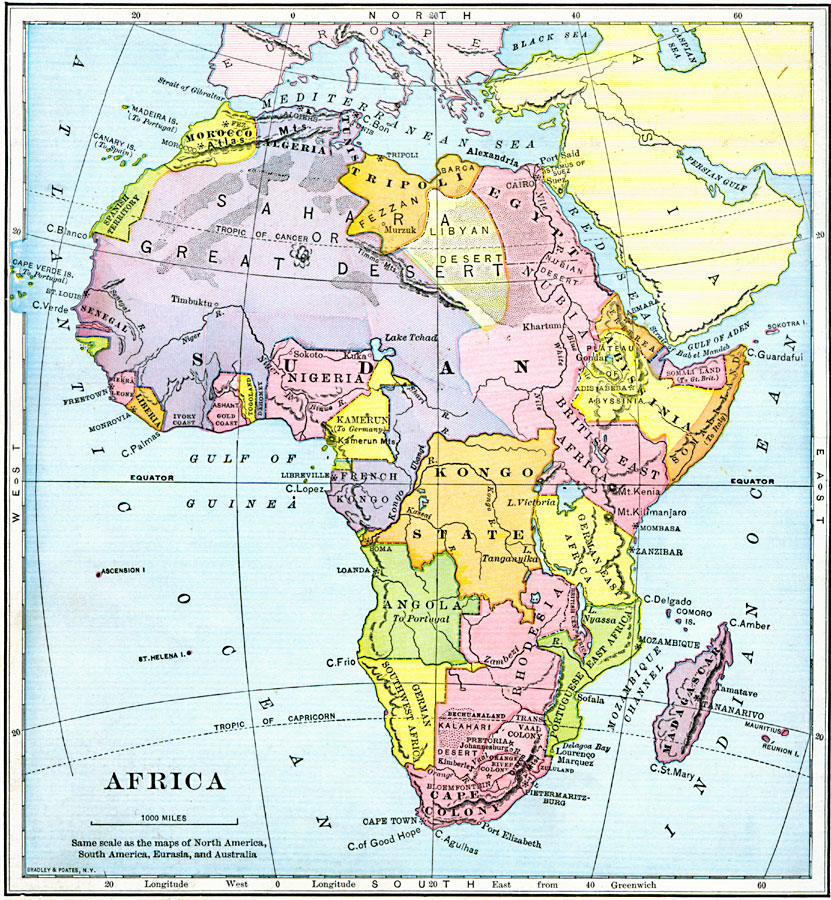 imperialism colonialism in africa Africa and europe: 1800-1914 (bbc) - timeline africa between world wars: 1918-1945 (bbc) - timeline african christianity - a history of the christian church in africa - sub-saharan christianity.