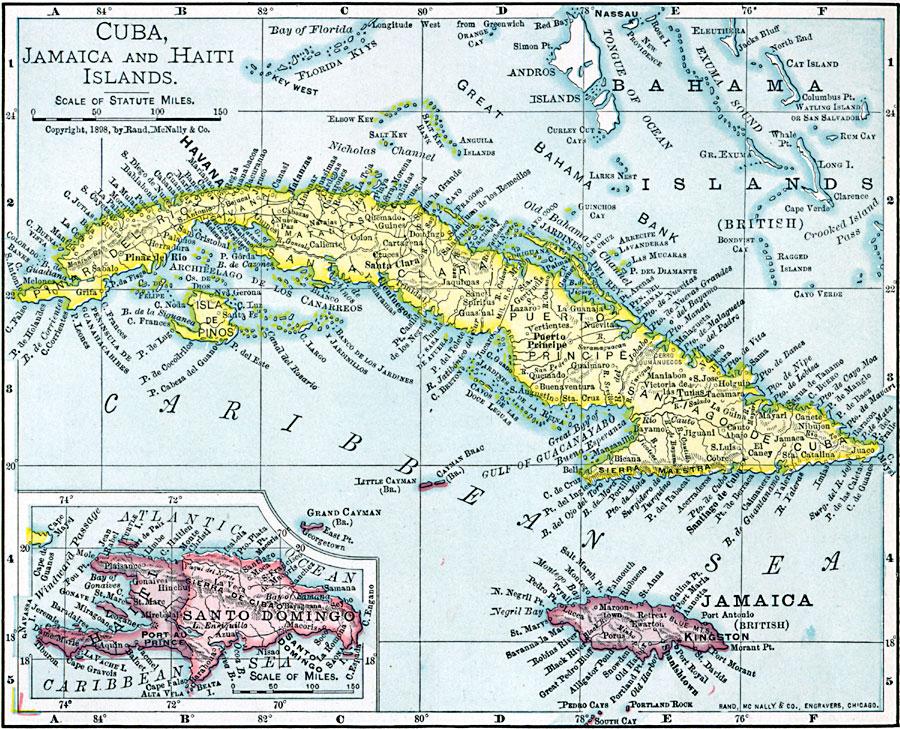 Jpg - Haiti physical map