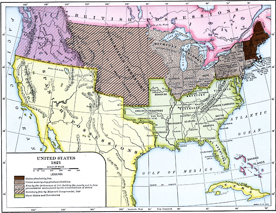Jpg - Map of us in 1821