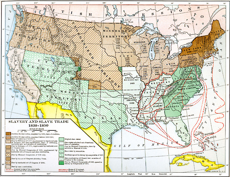 the effects of the abolition of slavery in the united states Abolition (redirected from abolitionism  were purely economic and focused on the effects that an unpaid southern  slavery in the united states.