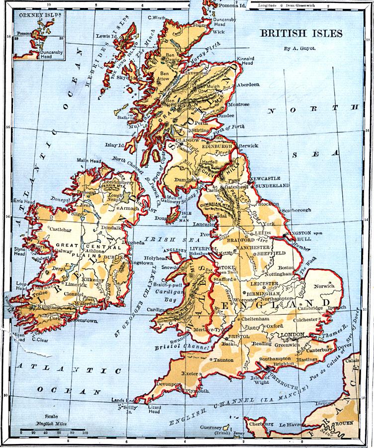4871g british isles sciox Images