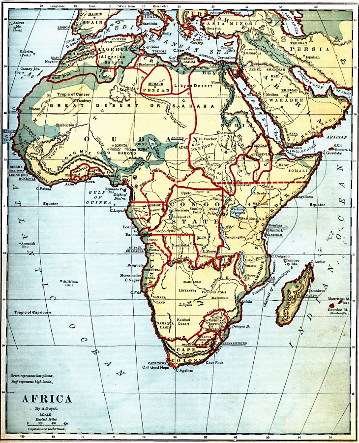 Africa before the Berlin Conference