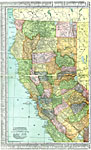 Maps of United States - California
