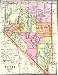 Maps Of United States  Nevada