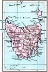 Australia Maps  Tasmania