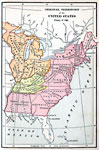 Maps Of United States Growth Of Nation - Map of us in 1790