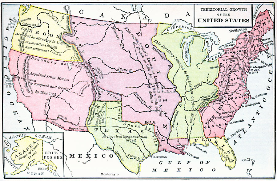 Jpg - Territorial growth of the united states