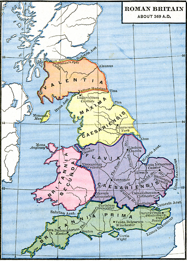 Map Of England 700ad.Historical Maps Of The British Isles