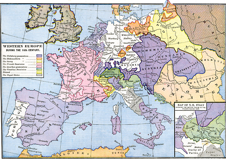 what did the habsburg empire do in central europe during the 16th century essay This lesson focuses on the habsburg dynasty during the reformation by the 16th century  the habsburg dynasty in the reformation related study materials.