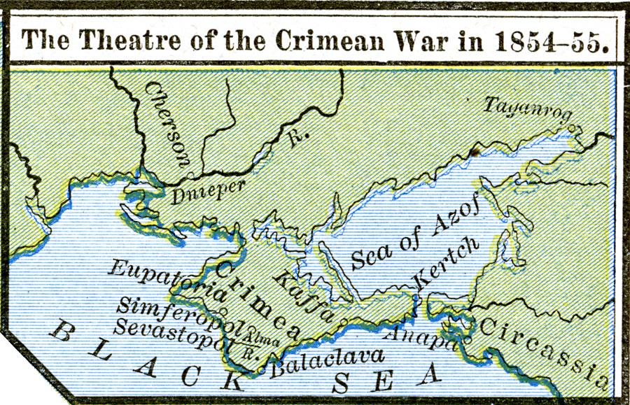 The Theatre of the Crimean War