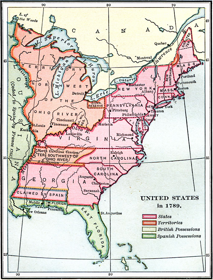 United States on us map in 1793, us map 1800, us map in 1790, us map virginia, us map 1776,