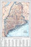 Maps of United States - Maine