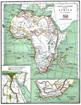 Map Of Africa Before Colonialism.Complete Maps