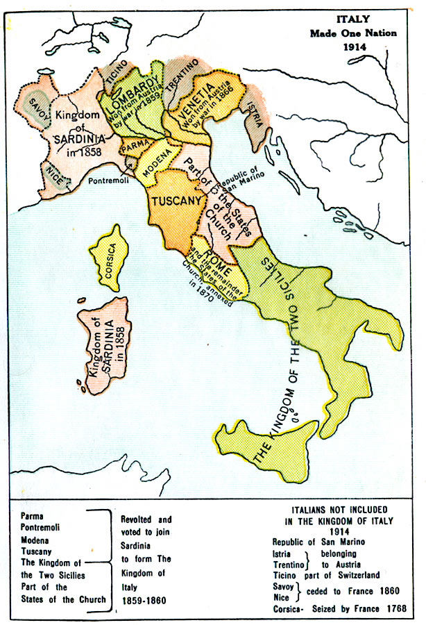 Map Of France N Italy.Italy