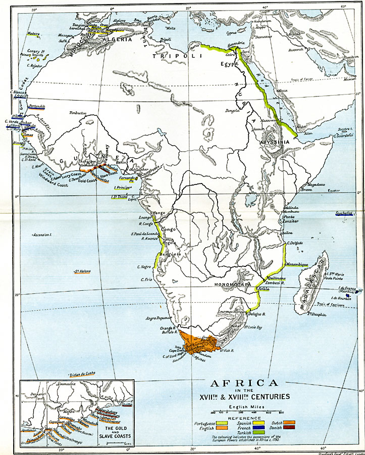Precolonial Map Of Africa Pre Colonial Africa